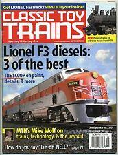 Classic Toy Trains Magazine - SEPTEMBER 2005 - 07/05