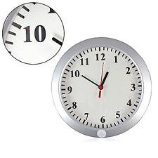Cámara Espía En Soporte De Pared, Reloj de detección de movimiento 1280 * 720p Full Hd Video Grabadora