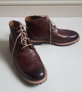 Sebago Mens Pinehurst Boots Size 7 NEW RRP £160