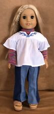 Julie American Girl 2012 doll meet clothing ORIGINAL Albright outfit clothes