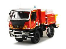 Camion MERCEDES Unimog CCF U20 GALLIN BMPM MARINS POMPIERS MARSEILLE 1/43 ALERTE