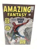 Amazing Spider-Man Omnibus Volume 1 Stan Lee Ditko Marvel Comics HC New $100