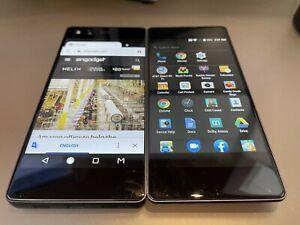Dual Screen ZTE Axon M Z999 64GB AT&T Branded (Unlocked, Carbon Black)
