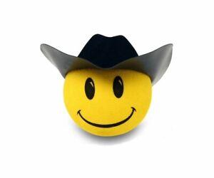 "Antennenball ""Cowboy"" Antenne Western Oldschool Country Antennen Ball Topper US"