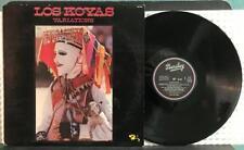 LOS KOYAS VARIATIONS ORIG 1976 FRANCE BARCLAY LP~VARIOUS~ANDEAN FOLK