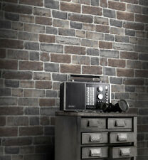 Luxury Wallpaper Rasch  Urban Old Brick Stone Wall Feature Wall  217339  New UK