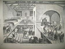 MEDOC VENDANGES CUVIER COS D'ESTOURNEL SYNAGOGUE KIPPOUR IRLANDE FOIRE 1872