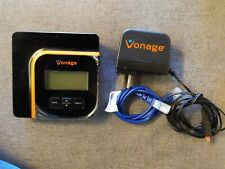 Vonage VDV21-VD VOIP modem adapter Great Condition with everything included.