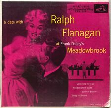 A Date With Ralph Flanagan At Frank Dailey's Meadowbrook 45rpm EPA-511