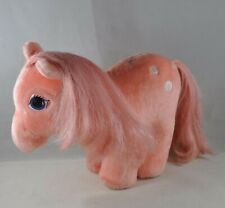 "Vintage My Little Pony Plush Cotton Candy 11"" Good Condition"