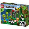 Lego Minecraft The Panda Nursery Building Set - 21158
