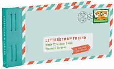 Letters to My Friend by Lea Redmond (2017, Print, Other)