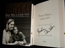 Brooke Shields signed There Was A Little Girl 1st printing HC book NOT tipped in