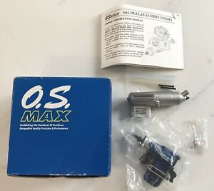NEW! O.S. OS MAX 10LA SERIES RC MODEL AIRCRAFT GLOW ENGINE & MUFFLER