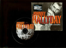 JOHNNY HALLYDAY-Un jour viendra-CD Digipack transparent-NEUF  &   SCELLE-