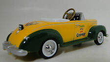 1940s Ford Pedal Car A Vintage Classic Show Hot T Rod Midget Metal Model 1930s