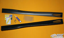RDX Laterali VW Polo 6c gonne TUNING SPOILER BARRE IN ABS gt4