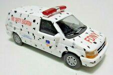 Busch 44653 Dodge Ram Van Fire Safety Education New York H0, Neu + OVP