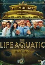 Life Aquatic With Steve Zissou [Criterion Collection (2005, REGION 1 DVD New) WS