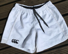 CANTERBURY OF NEW ZEALAND RUGBY SHORTS -SIZE 36