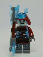 Genuine LEGO Ninjago Blizard Warrior / Samurai . Lloyds Journey  Mini figure