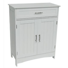 WATSONS - Bathroom Kitchen Storage  Cabinet With Drawer - White BA0118