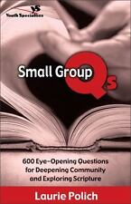 Small Group Qs : 600 Eye-Opening Questions for Deepening Community and...
