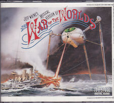 Jef Wayne-War Of The Worlds 2 cd album