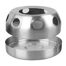 Stainless Steel Stove Ultra-light Portable Spirit Alcohol Stove Outdoor SWTG