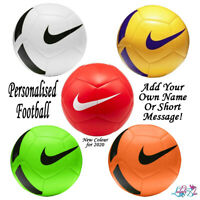 Personalised Football | Customised Soccer Ball | FOOTY MAD | Birthday GIFT NIKE