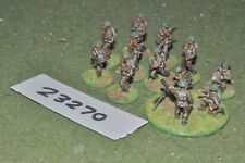25mm ww2/britannici-PLOTONE DI 12 cifre-INF (23270)