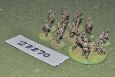 25mm ww2 / british - platoon 12 figures - inf (23270)