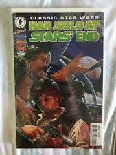 "Classic Star Wars ""Han Solo At Stars End"", Dark Horse Mini Series 1-3"