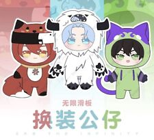 Anime SK∞ SK8 the Infinity Langa Reki Hasegawa Mayi Plush 20CM Doll Toy Gift N