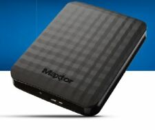 Discos duros externos negro Seagate para ordenadores y tablets para 1TB