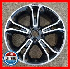 "FORD EXPLORER 2013-2016 GENUINE Factory OEM Wheel 20"" Rim 3949 Black/CNC #R"