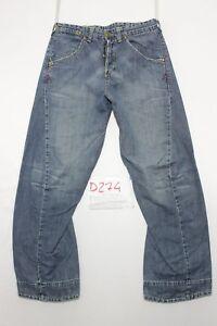 Levi's engineered 672 (Cod. D274) Tg.44  W30 L34  jeans usato vintage streetwear