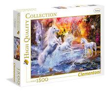 Clementoni Puzzle 1500 Teile Einhörner (31805)