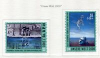 19442) UNITED NATIONS (Vienna) 2000 MNH** Nuovi** Our Word