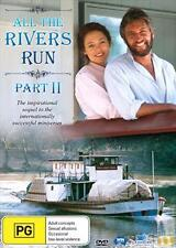 All The Rivers Run : Part 2  DVD ( 2 Disc Set ) New And Sealed