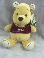 Disney Baby Winnie The Pooh Stitched Beanbag with tags by Posh Paws