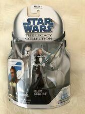 Star Wars Clone Wars Obi-Wan Kenobi Clone Armour Figure Legacy Hasbro 2008