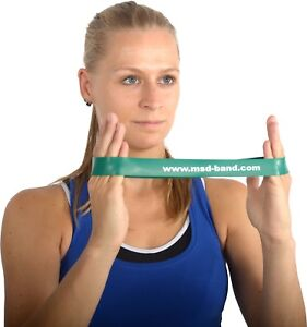 MSD -MoVeS  Resistance Band Loop Exercise Strength Training Gym Fitness NHS