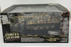 Forces of Valor German Jagdpanther Belgium 1944   1:32