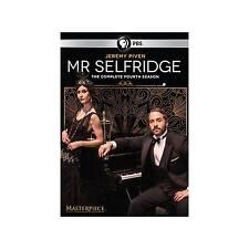 Masterpiece: Mr Selfridge -  Fourth Season 4 (DVD, 2016, 3-Disc Set) Four