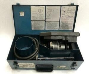 "SWAGELOK 1610 SERIES HYDRAULIC SWAGING UNIT 1"" SIZE WITH HAND PUMP #2"