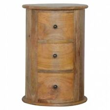 IN015 - Carnaby 3 Drawer Slim Drum Chest