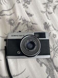 Olympus TRIP 35 Compact 35mm Film Camera