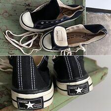 vtg 60s Converse Deadstock Usa Canvas Coach Shoes Chuck Taylor Sneakers 6/8