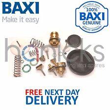 Baxi Combi 80E 80 Eco 105E 105HE Diverter Repair Kit 7224344 248061 Genuine NEW